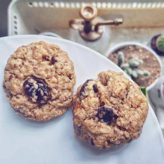Hi-Fiber Cookies